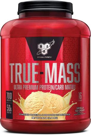 Bsn True Mass Vanilla - 5.75 Lb
