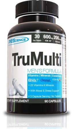 PES TruMulti Men's Multi - 30 Day