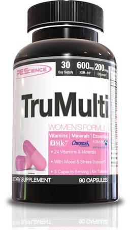 PES TruMulti Women's Multi - 30 Day