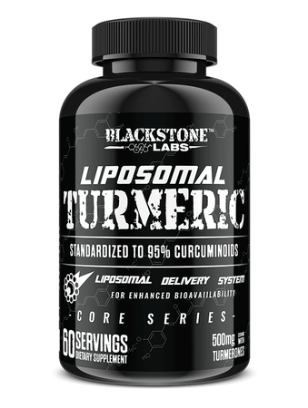 Blackstone Labs Liposomal Turmeric - 60 Servings