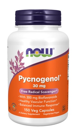 Now Foods Pycnogenol 30 Mg - 150 VCap