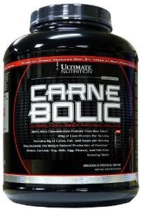 Ultimate Nutrition CarneBOLIC Chocolate - 60 Servings