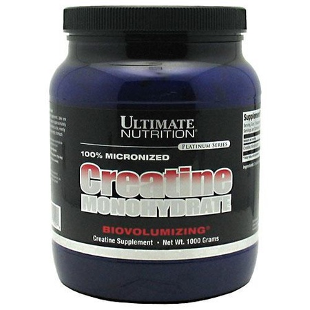 Ultimate Nutrition Creatine Monohydrate 100% Micronized - 1000 Gram