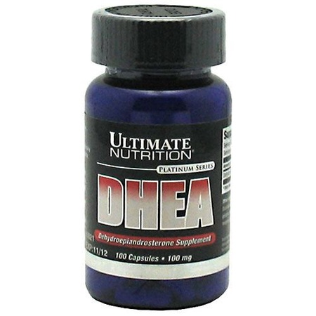 Ultimate Nutrition Dhea 100 Mg - 100 Cap