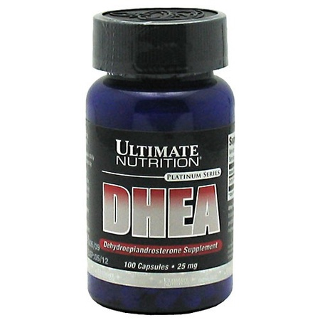 Ultimate Nutrition Dhea 25 Mg - 100 Cap