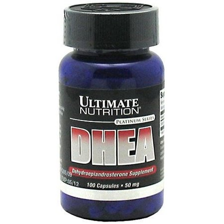 Ultimate Nutrition Dhea 50 Mg - 100 Cap