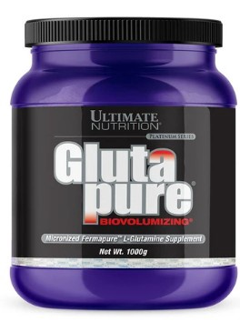 Ultimate Nutrition GlutaPURE Glutamine Powder - 1000 Gram
