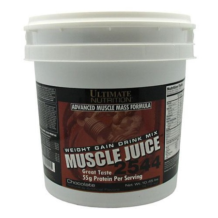 Ultimate Nutrition Muscle Juice 2544 Chocolate - 10.45 Lb