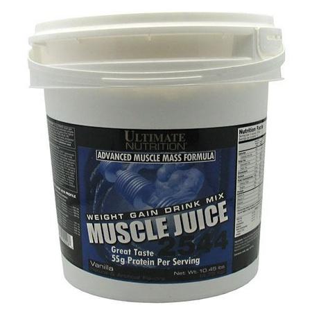 Ultimate Nutrition Muscle Juice 2544 Vanilla - 10.45 Lb