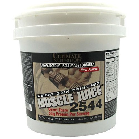 Ultimate Nutrition Muscle Juice 2544 Cookies & Cream - 10.45 Lb
