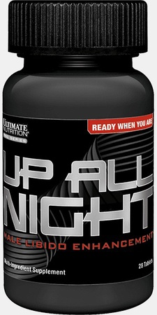 Ultimate Nutrition Up All Night - 28 Tablets