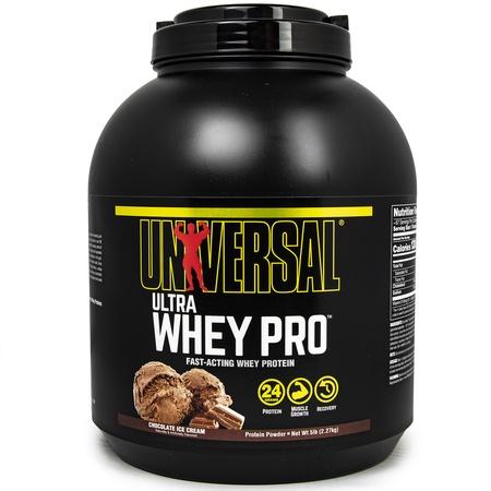 Universal Ultra Whey Pro Chocolate - 5 Lb