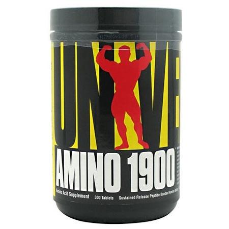 Universal Amino 1900 Mg - 300 Tab