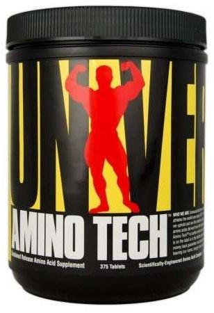 Universal Amino Tech - 375 Tab