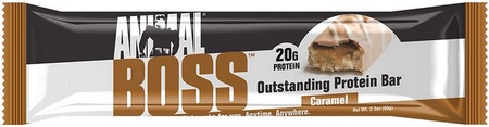 Universal Animal BOSS Bars Caramel - 12 Bars