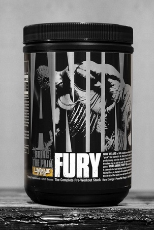 Universal Animal Fury Lemonade - 30 Servings