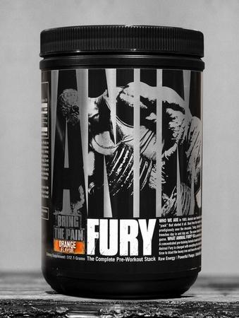 Universal Animal Fury Orange - 30 Servings