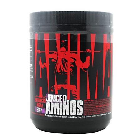 Universal Animal Juiced Aminos Grape - 30 Servings