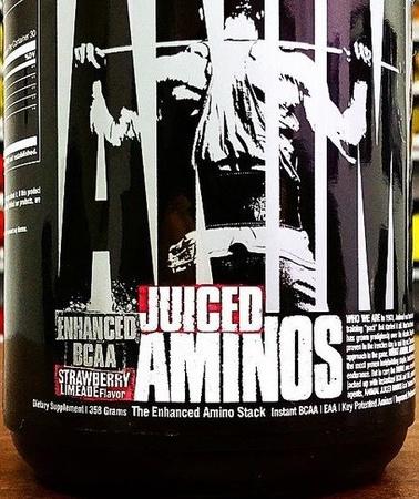 Universal Animal Juiced Aminos Strawberry Limeade - 30 Servings