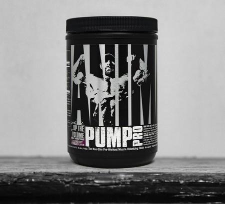 Universal Animal Pump Pro Strawberry Lemonade - 20 Servings