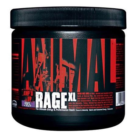 Universal Animal Rage XL Grape of Wrath - 30 Servings