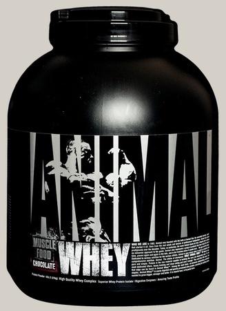 Universal Animal Whey Chocolate - 4 Lb