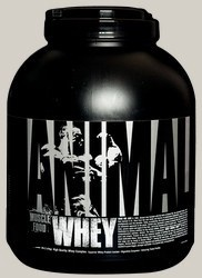 Universal Animal Whey Frosted Cinnamon Bun - 4 Lb