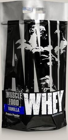 Universal Animal Whey Vanilla - 10 Lb