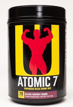 Universal Atomic 7 BCAA Black Cherry - 78 Servings