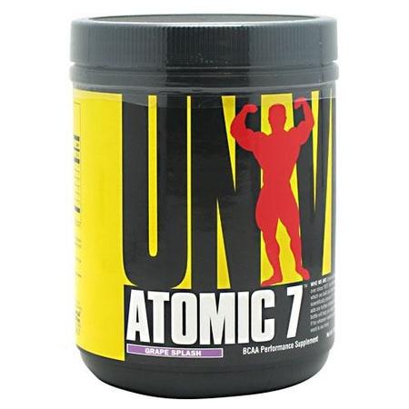 Universal Atomic 7 BCAA Grape - 30 Servings