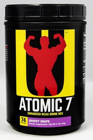 Universal Atomic 7 BCAA Grape - 73 Servings