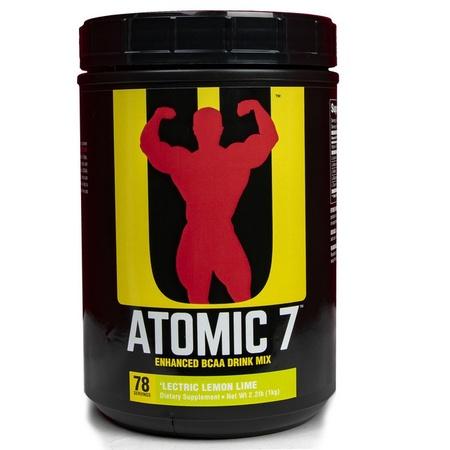Universal Atomic 7 BCAA Lemon Lime - 78 Serving
