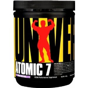 Universal Atomic 7 BCAA Razz Lemonade - 75 Servings