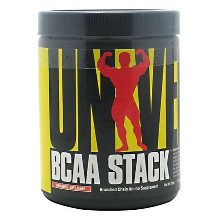 Universal Bcaa Stack Orange - 250 Gram (25 Serving)