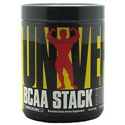 Universal Bcaa Stack Orange - 1000 Gram (100 Serv)