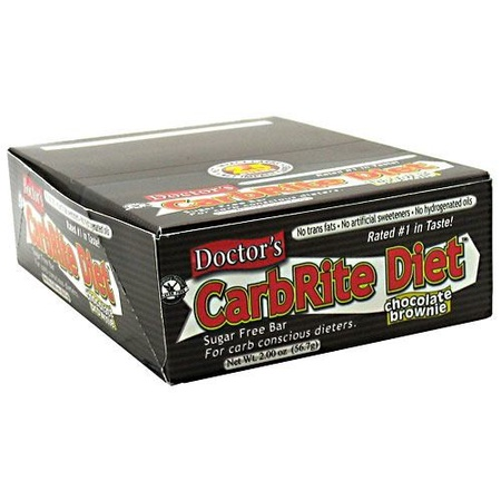 Universal Doctor'S Carbrite Diet Bar Chocolate Brownie - 12 Bars