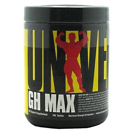 Universal GH Max - 180 Tab