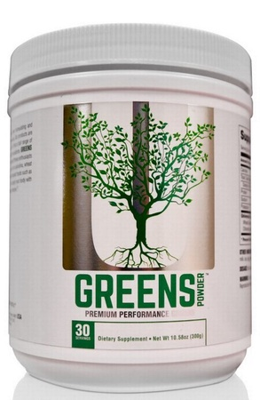Universal Greens Powder Unflavored - 30 Servings