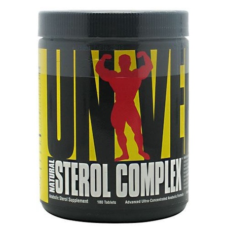 Universal Natural Sterol Complex - 180 Tab