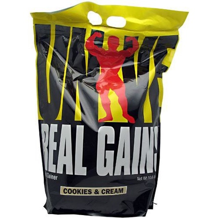 Universal Real Gains Cookies & Cream - 10.6 Lb