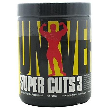 Universal Super Cuts 3 - 130 Tab