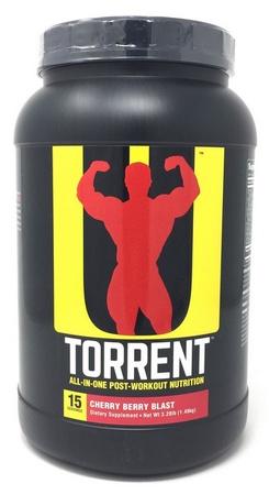 Universal Torrent Cherry Berry Blast - 3.28 Lb -15 Serv
