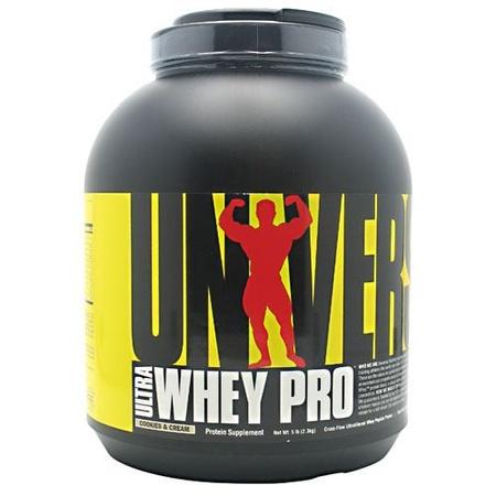 Universal Ultra Whey Pro Cookies & Cream - 5 Lb