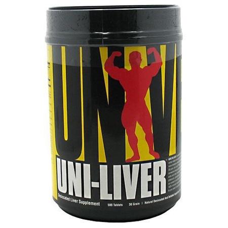 Universal Uni Liver - 500 Tab