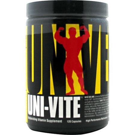Universal Uni-Vite Multi Vitamin - 120 Cap