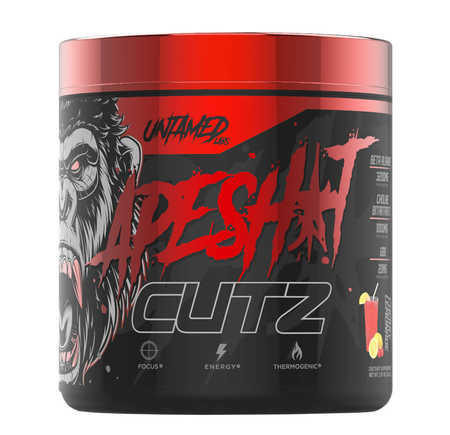 Primeval Labs Apesh*t Cutz Cherry Lemonade - 40 Servings