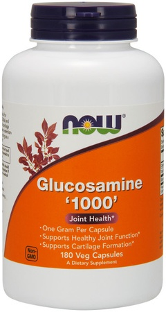 Now Foods Glucosamine 1000 Mg - 180 Cap