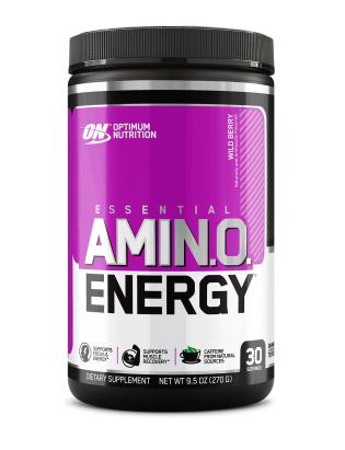 Optimum Nutrition Amino Energy Wild Berry - 30 Servings