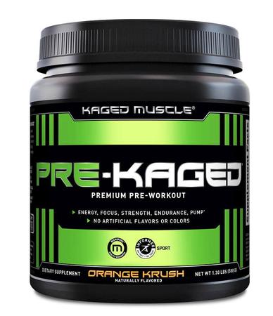 Kaged Muscle PRE-KAGED Orange Crush - 20 Servings