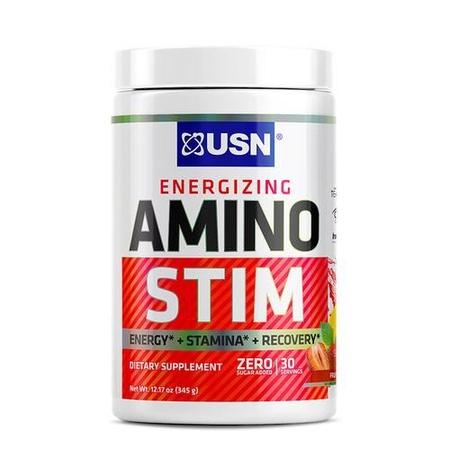 USN Energizing Amino Stim Fruit Punch - 30 Servings